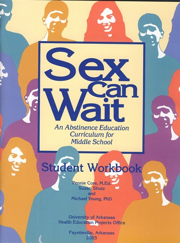 sex can wait Middle_school_workbook