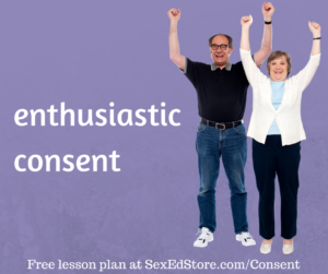 Enthusiastic Consent (Bill)